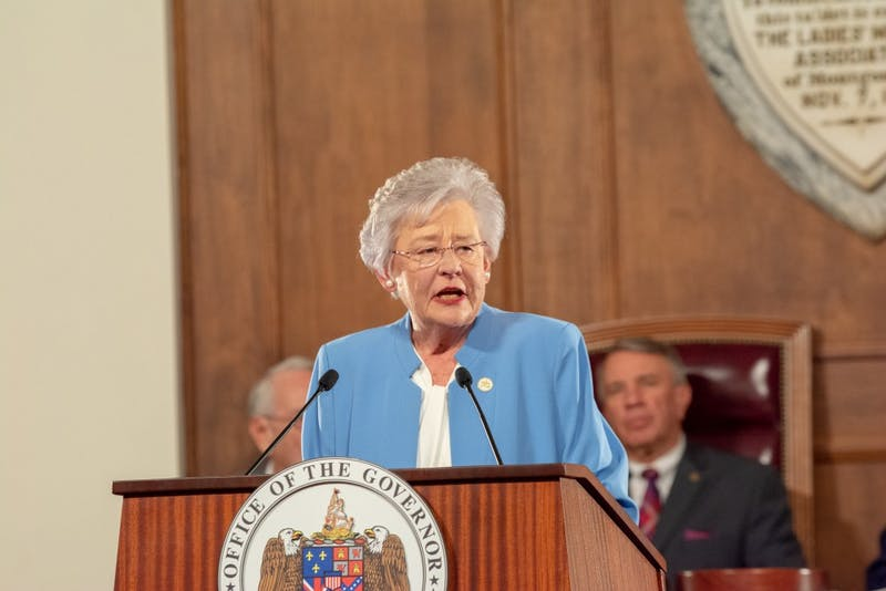 Gov. Kay Ivey chose not to issue a shelter-in-place order but did announce a list of businesses that will close until mid-April.