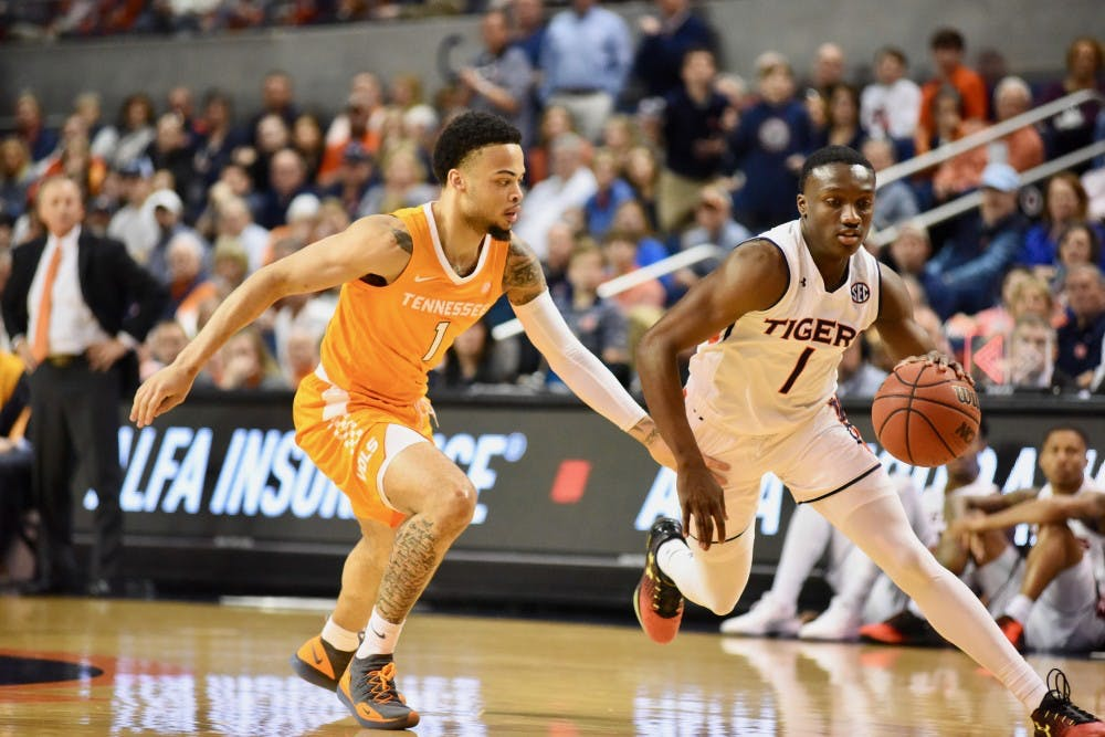 Everything Bruce Pearl said after Auburn's upset of No. 5 Tennessee