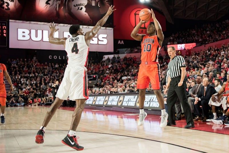 GALLERY: Auburn Men's Basketball vs. Georgia | 2.10.18