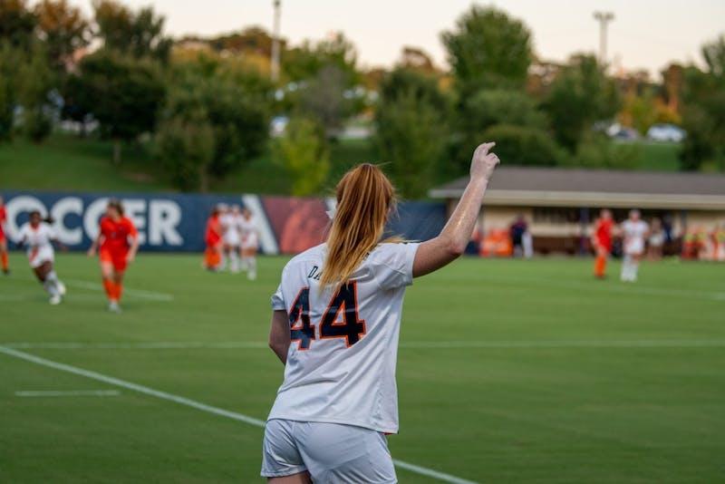 GALLERY: Auburn Soccer vs. Syracuse | 9.5.19