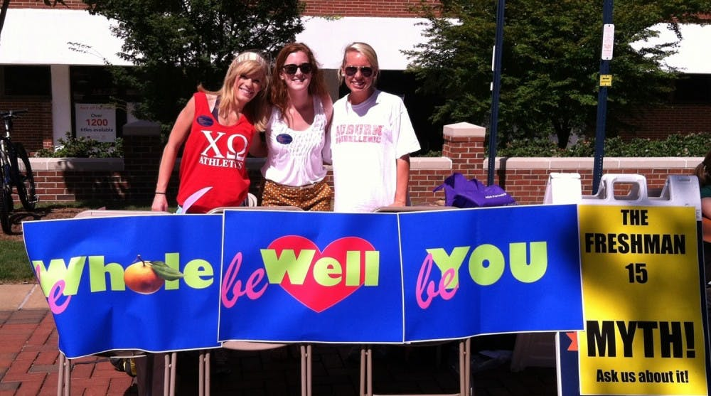 Organization spreads education, awareness of eating disorders