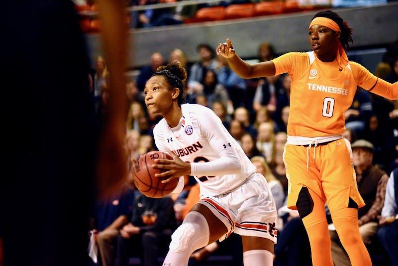 GALLERY: Auburn Women's Basketball vs. Tennessee | 1.3.19