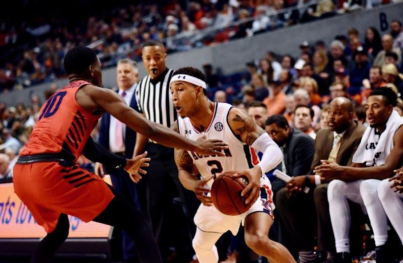 GALLERY: Auburn Men's Basketball vs. Dayton | 12.8.18