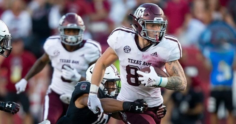behind enemy bylines previewing texas a m with the dallas morning
