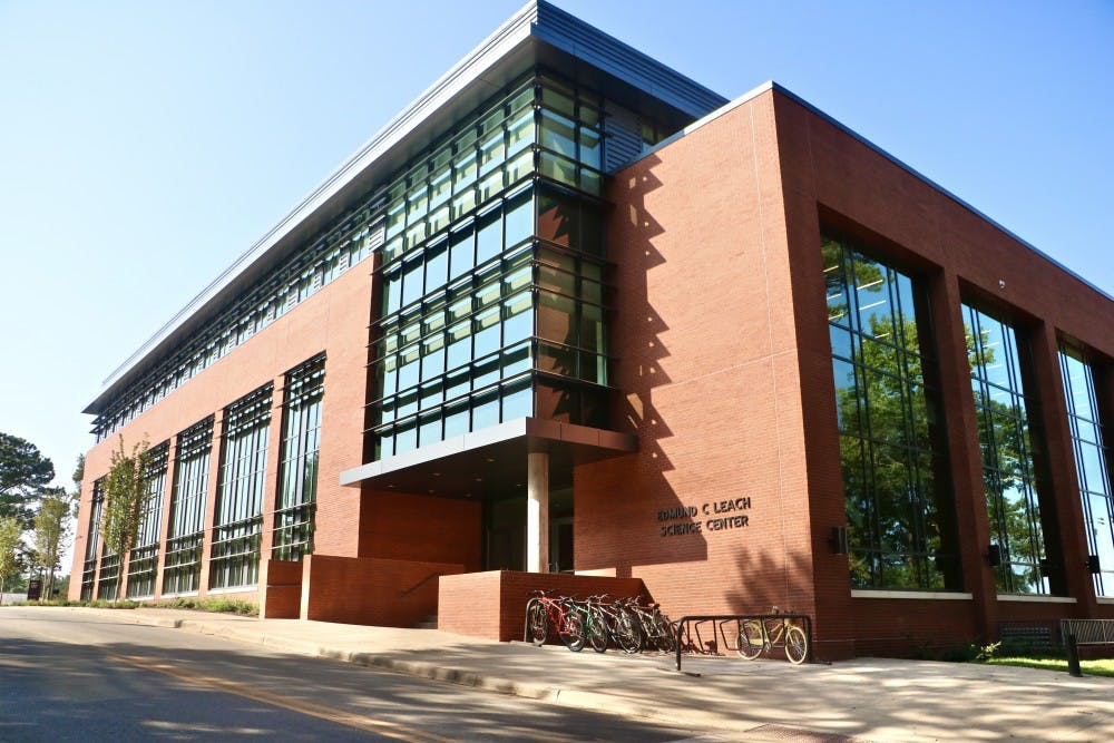 Physics professor wants new Leach Center to serve the students