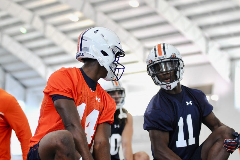 Fall camp notebook: Tailback, linebacker limited; freshman RB in wildcat package