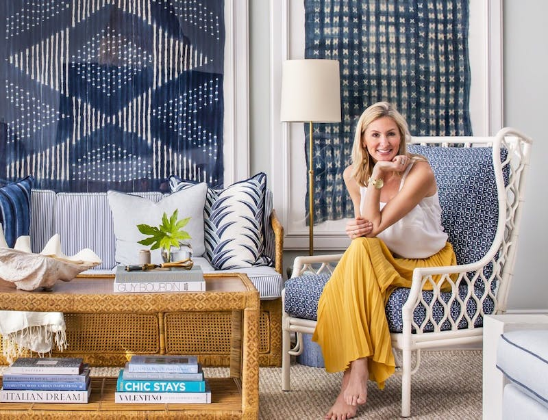 Ashley Gilbreath became an award-winning interior designer following her time at Auburn.
