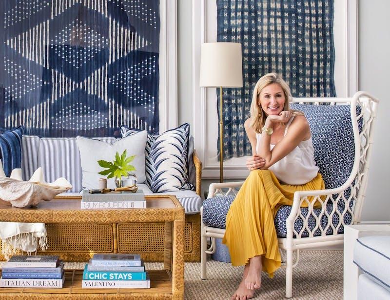 Ashley Gilbreath became an award-winning interior designer following her time at Auburn.