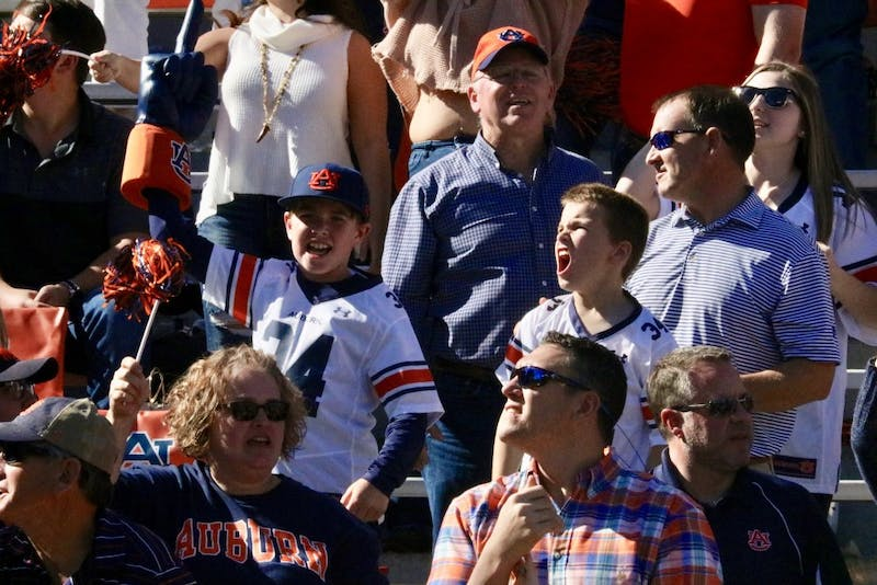 GALLERY: Auburn Football vs. Texas A&M | 11.3.2018