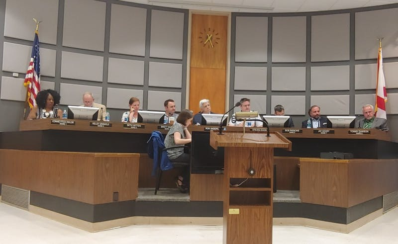 Auburn City Council meeting on Tuesday, June 4, 2019.
