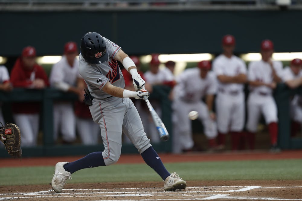 Auburn's pitching falters in series finale loss to Alabama