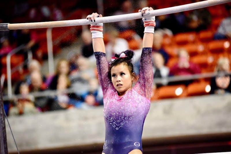 GALLERY: Auburn Gymnastics vs. Iowa | 1.4.19