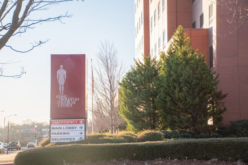 East Alabama Medical Center is urging people to stay at home as it increases its testing capabilities and begins to see an increasing number patients for COVID-19.