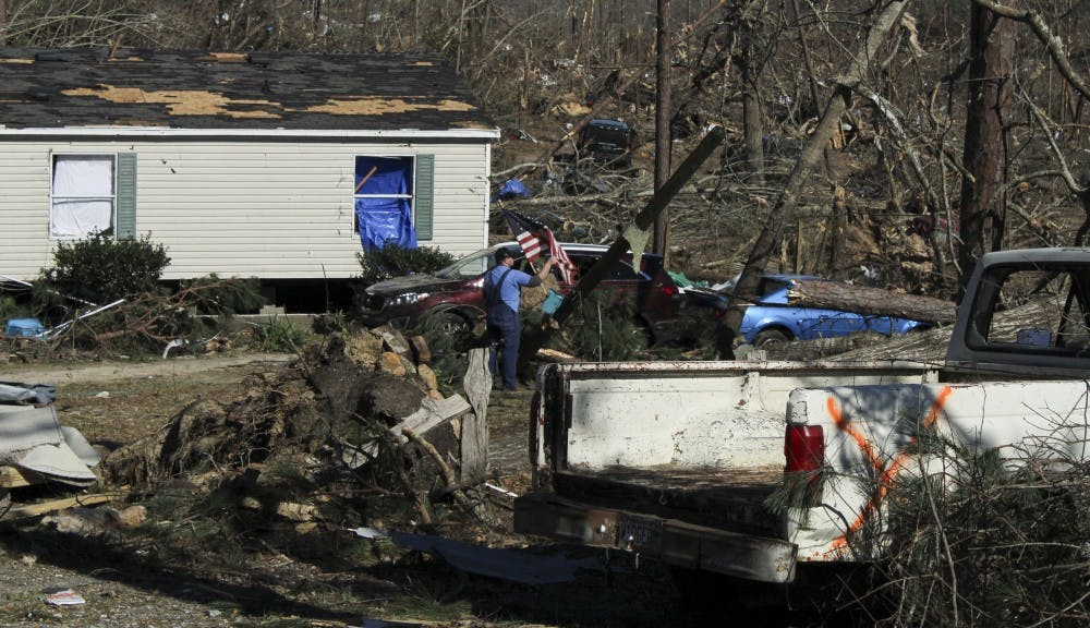 Poarch Band of Creek Indians ups donation for tornado victims' funerals to $184,000
