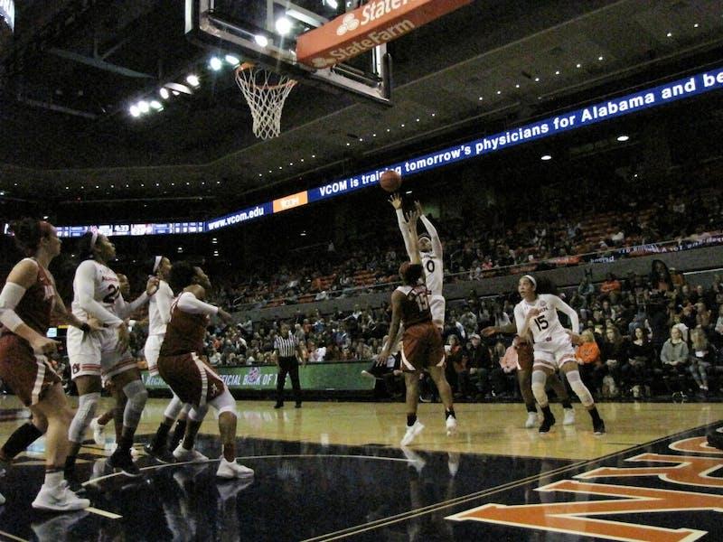 GALLERY: Auburn Women's Basketball vs. Alabama | 1.28.18