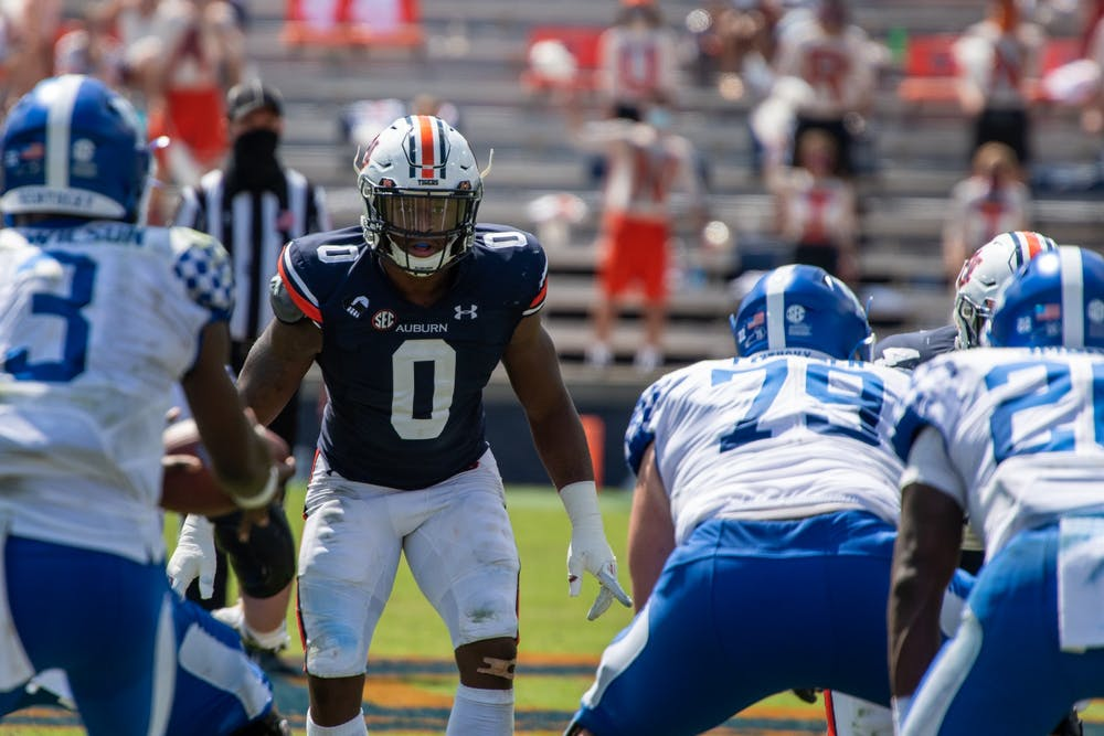 """""""We're not going to fold,"""" Auburn looks to move past loss to Georgia"""
