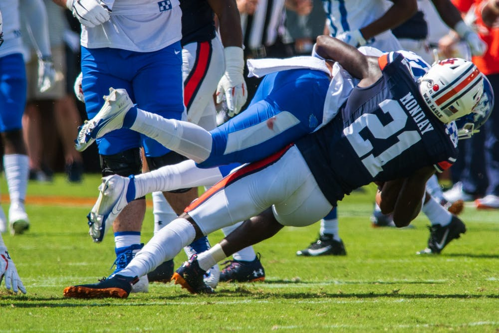 Defensive players stepping up as season progresses