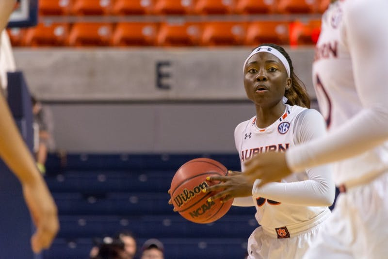 GALLERY: Auburn Women's Basketball vs. Ole Miss | 2.25.2018