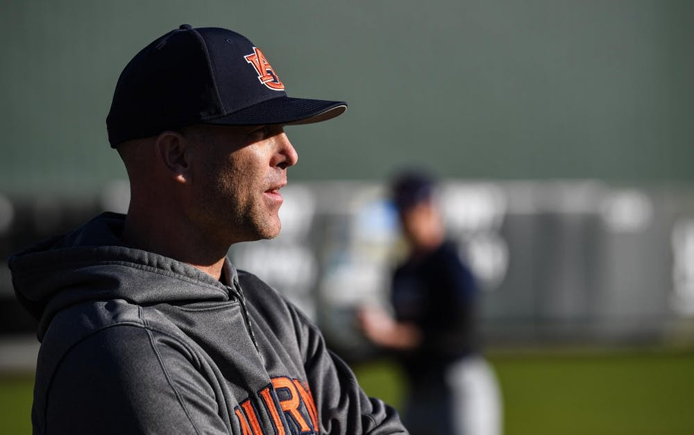 New Auburn pitching coach Tim Hudson 'thrilled' to be back on the Plains