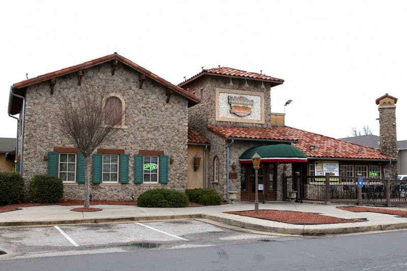 El Dorado, voted best Mexican food in Auburn, Ala.