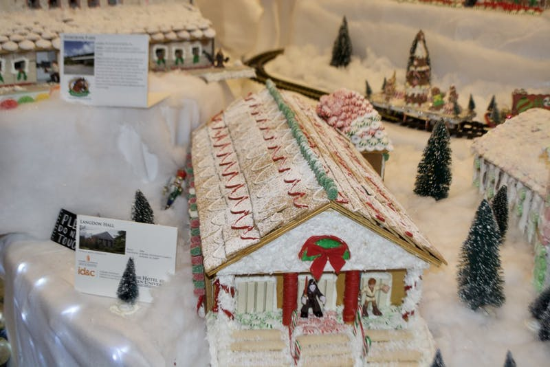 GALLERY: Auburn Gingerbread  Village 2017 | 12.10.17