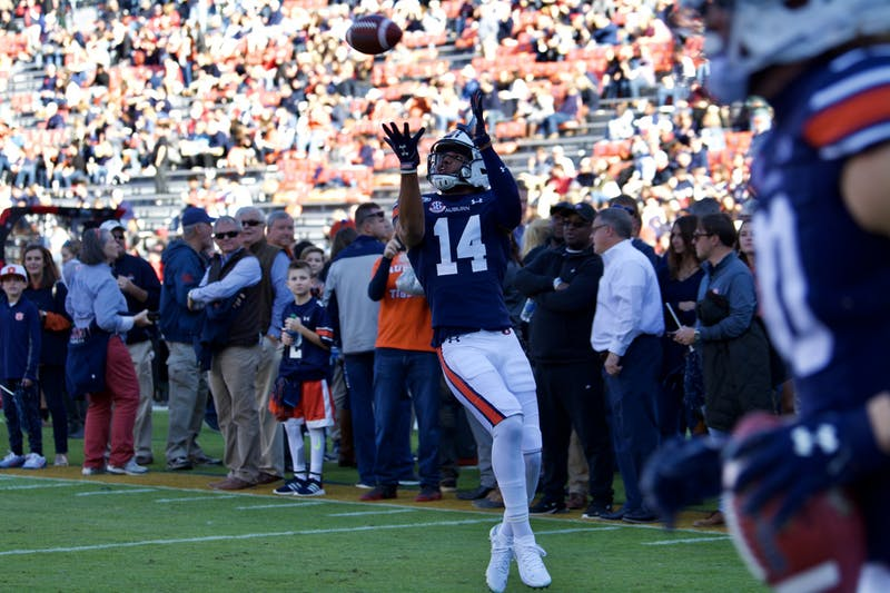 GALLERY: Auburn Football vs. Georgia | 11.16.19