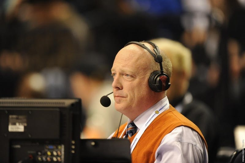 Rod Bramblett broadcasted Auburn games since 1993, and he graduated from Auburn in 1988.