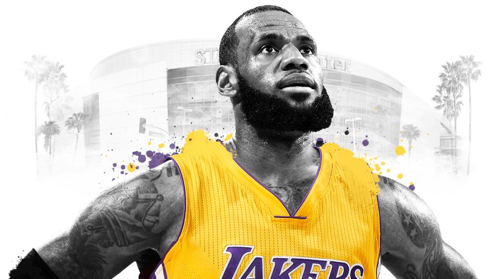 newest collection 8ed18 e3b07 COLUMN: I'm a LeBron fan, I'm a Lakers fan, but I'm not a ...
