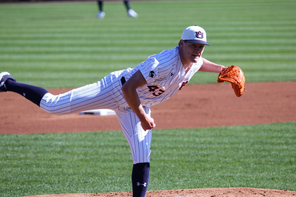 Auburn's late rally not enough in 12-6 loss to Baylor