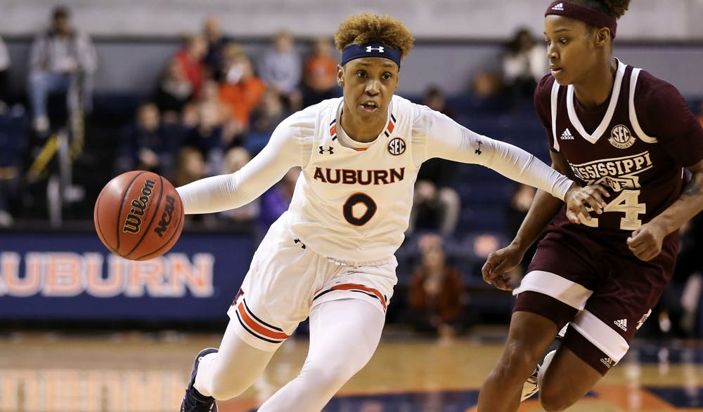 Rookies Roster Uncertainty Restlessness Auburn S Women S