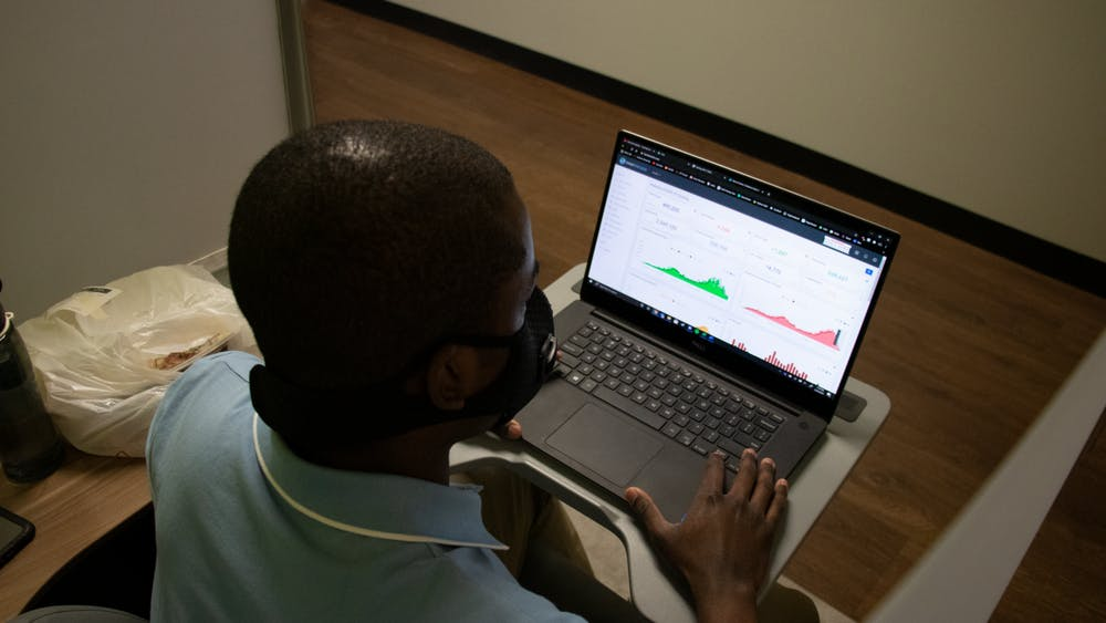 Bama Tracker compiles COVID-19 data for Alabama