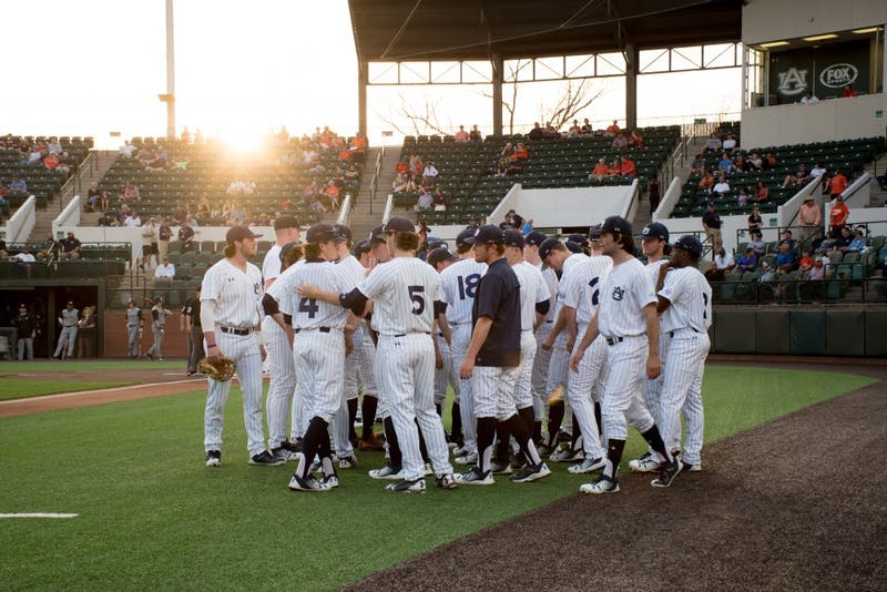 GALLERY: Auburn Baseball vs. Bryant University | 2.23.2018