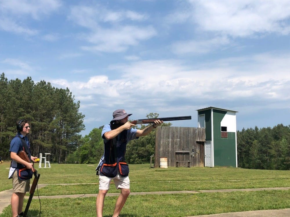Meet Auburn's newest club team: The Clay Shooting Club