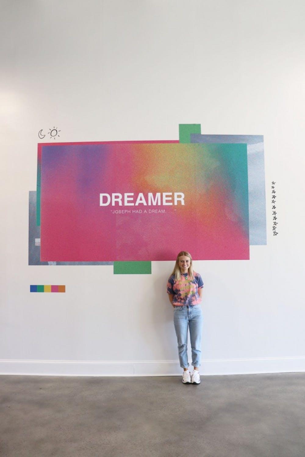 Auburn graphic design student creates art for local church