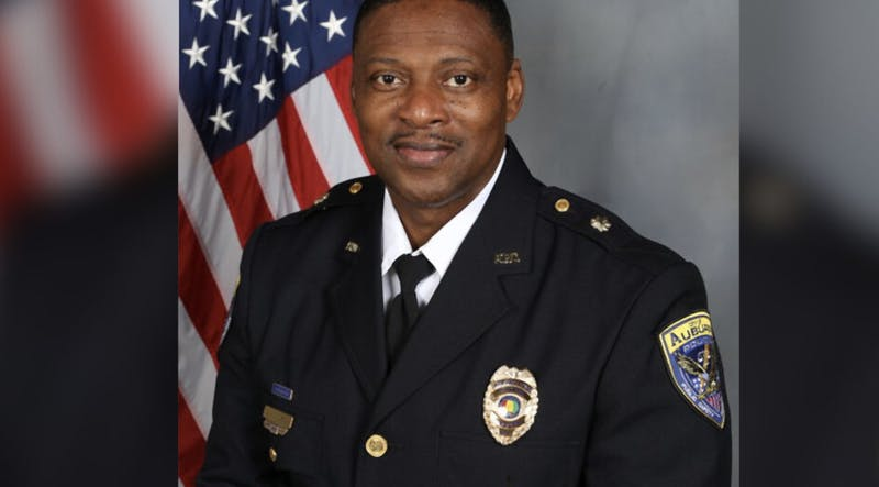 Cedric Anderson will become the next Auburn Police chief, effective March 1.