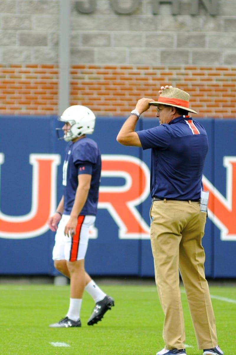 GALLERY: Auburn Football Open Practice | 8.5.17