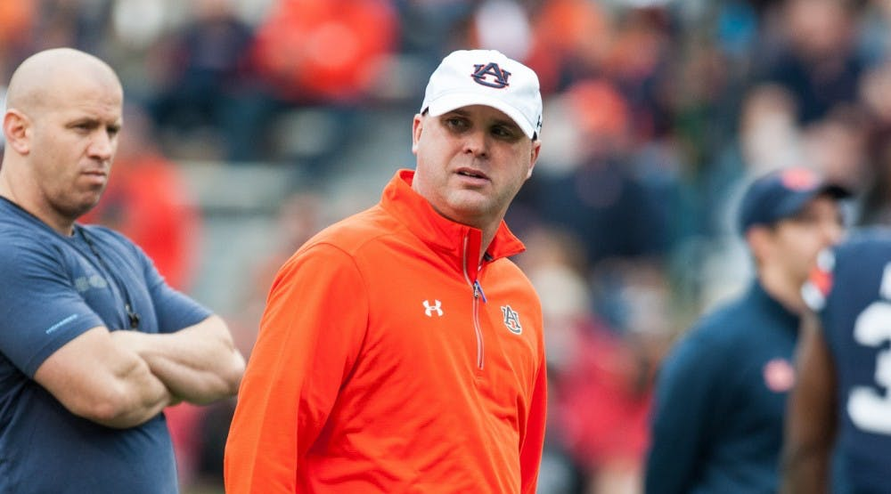 Report: Former Auburn OC Chip Lindsey to be named head coach at Troy