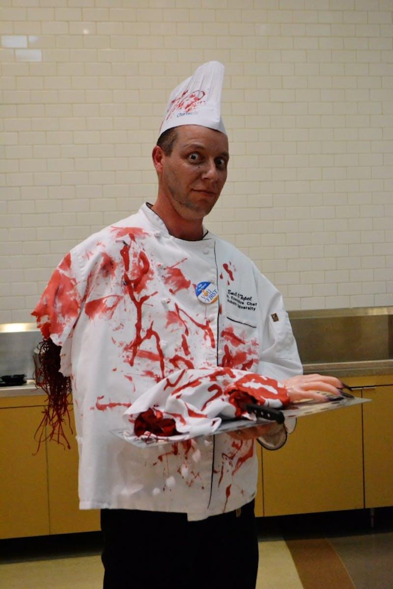 Halloween Monster Bash: October 30, 2012