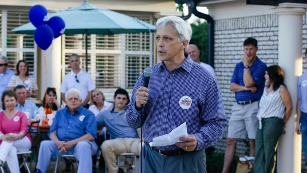 Ron Anders, with endorsement from Bill Ham, launches mayoral campaign