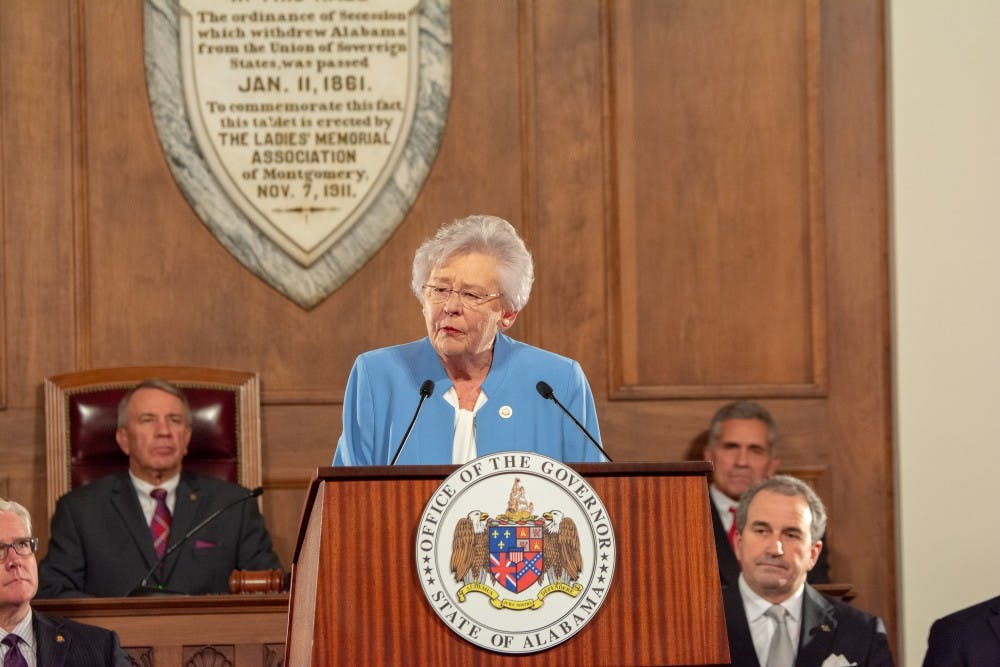 Gov. Ivey announces schools will be online only for remainder of school year