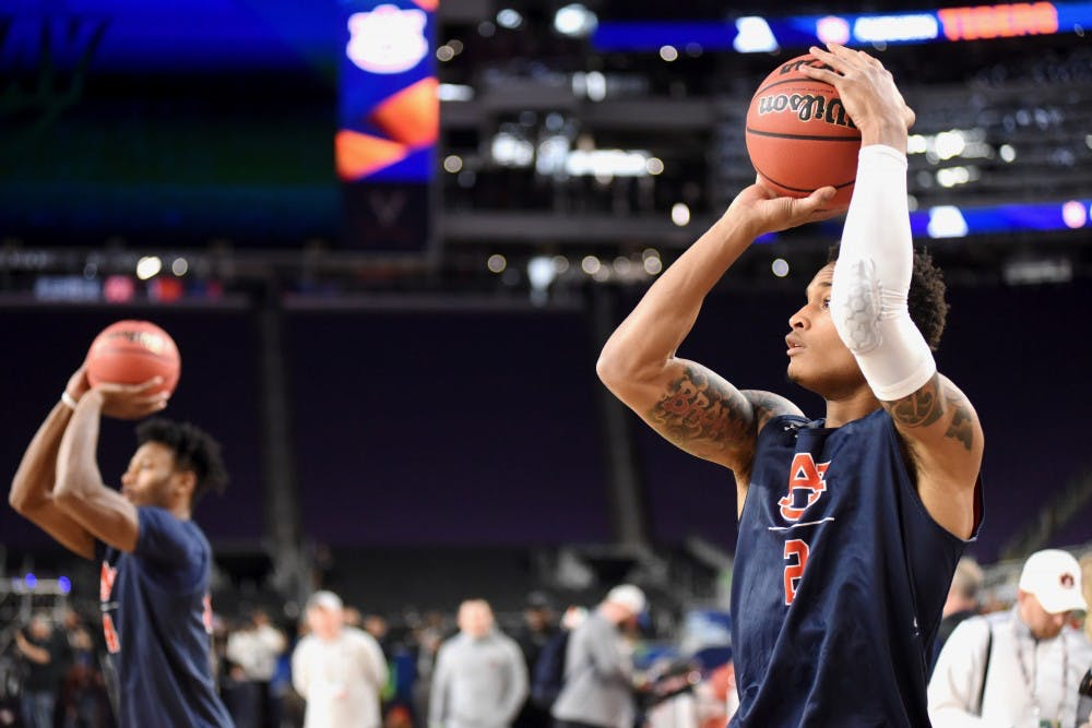 How Auburn plans to rely on experience in the absence of Chuma Okeke