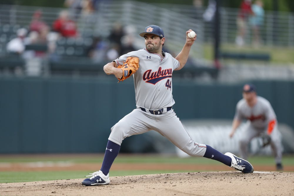 Strong outing from Owen leads Auburn to win
