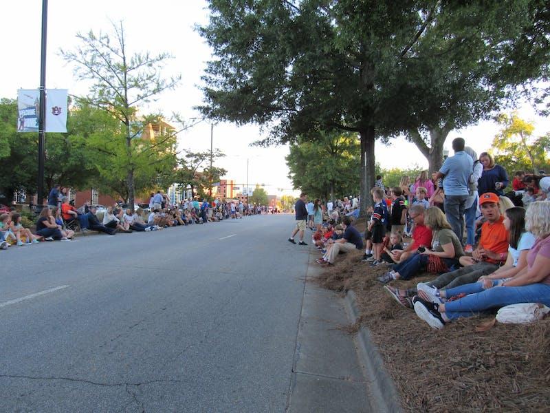 Auburn University held its annual Homecoming Parade on Sept. 24, 2021, in Auburn, Ala.