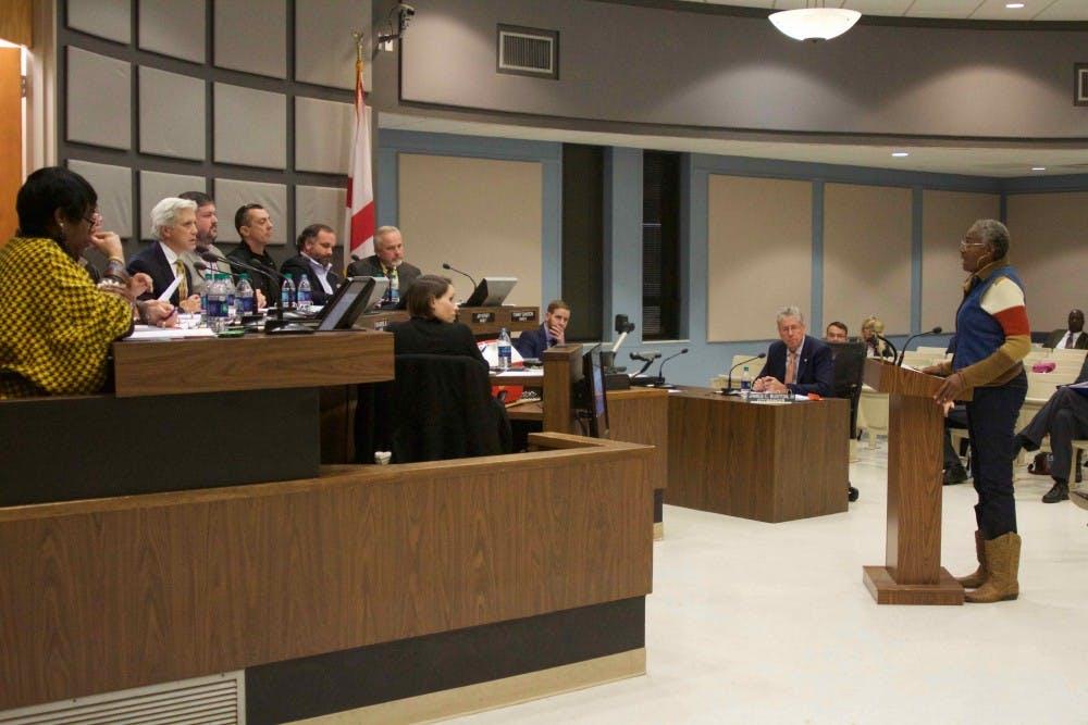 City Council, citizens clash on student housing