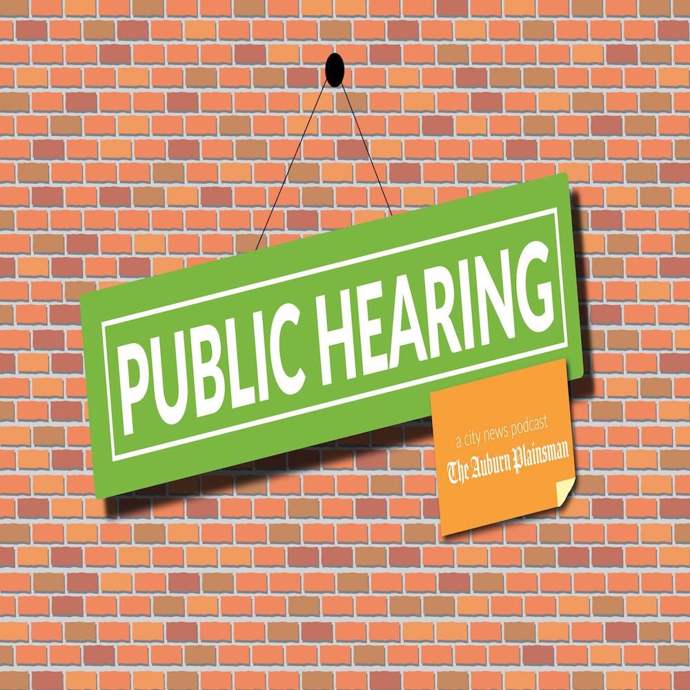 Public Hearing | Service workers in downtown Auburn