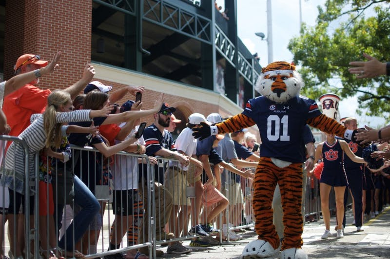 GALLERY: Auburn Football vs. Mercer | 9.16.17