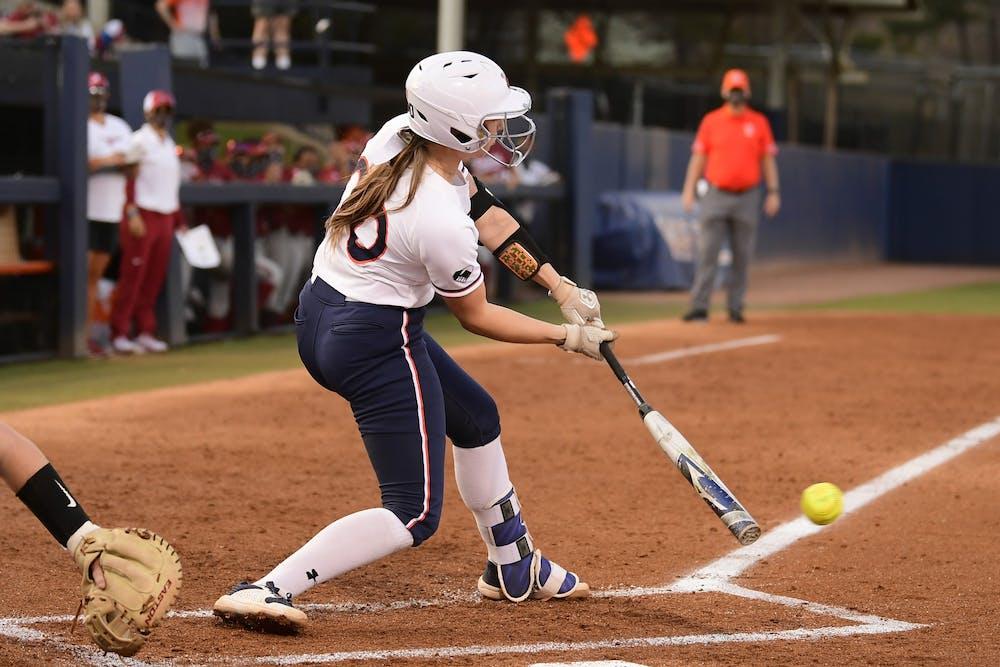 Auburn's bats quiet in loss to Alabama