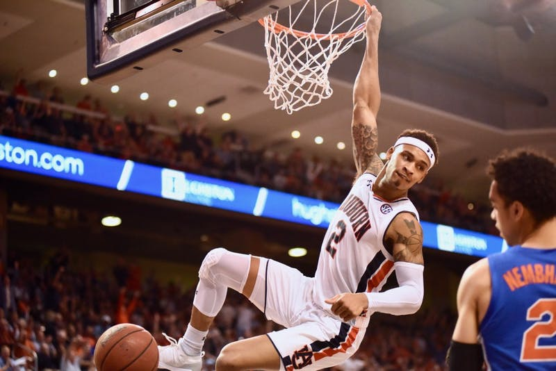 GALLERY: Auburn Men's Basketball vs. Florida | 2.5.19