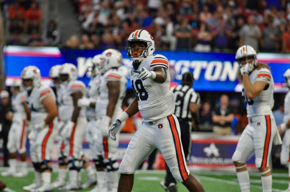 Projecting Auburn Football S 2019 Depth Chart Offense