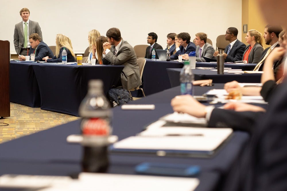SGA passes resolution to join the American Talent Initiative, awaits president's approval